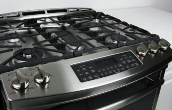 GE-profil PGS950SEFSS Slide-In Double Oven Gas Range Review